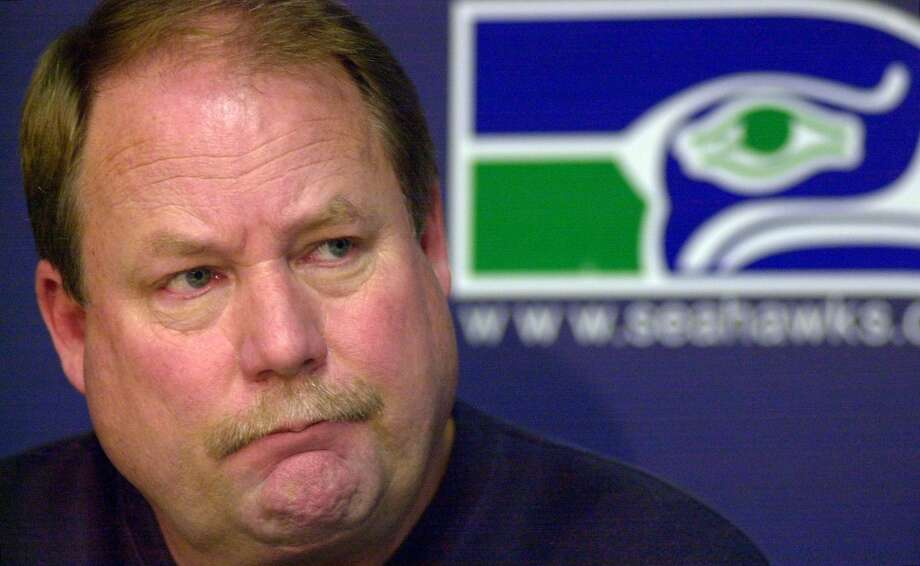 Mike HolmgrenBefore he became Seattle's head coach, Mike Holmgren spent seven years in Green Bay and took the Packers to two Super Bowls, winning one of them. With the Seahawks from 1999 to 2008, he won his third NFC championship in 2005 when the Hawks went to Super Bowl XL. Holmgren retired from coaching with a 75-37 record with Green Bay and 86-74 in Seattle. Photo: Elaine Thompson, Associated Press