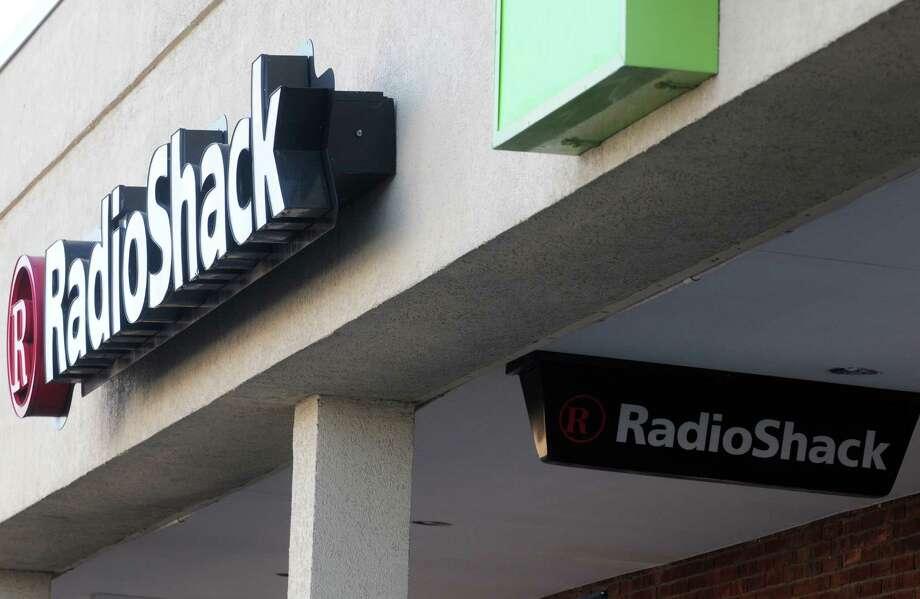 Radio Shack in Delaware Plaza on Thursday Jan. 15, 2015 in Delmar, N.Y. (Michael P. Farrell/Times Union) Photo: Michael P. Farrell / 00030216A