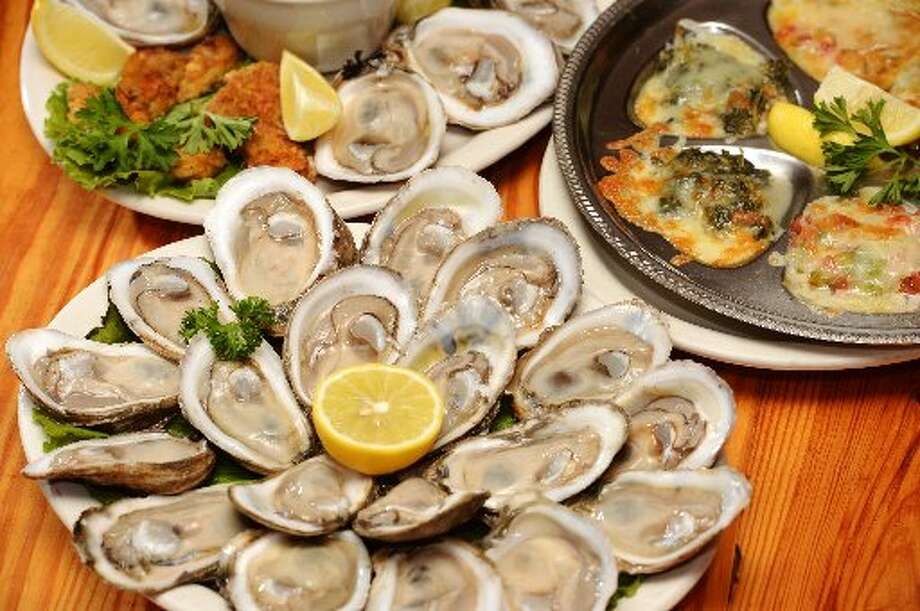 Stingaree RestaurantThe restaurant on Crystal Beach has brought back Oyster Jubliee, which includes 36 oysters cooked different ways.Where: 1295 N. Stingaree Dr., Crystal BeachWeekend hours: 11 a.m.-9 p.m. Friday-SundayInfo: www.stingaree.com
