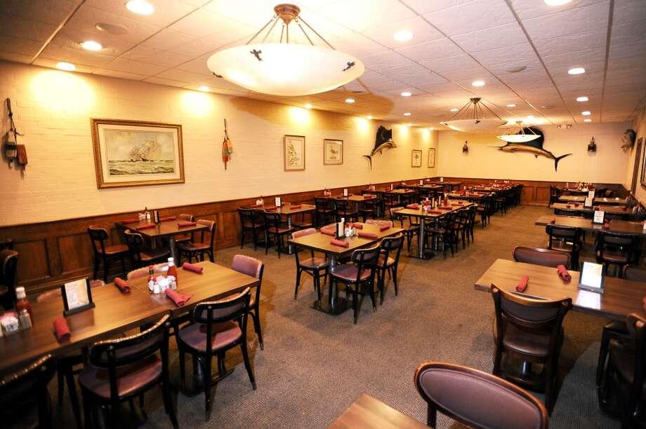 The Schooner Seafood & Steaks located in Nederland, TX. Photo taken: Randy Edwards/The Enterprise