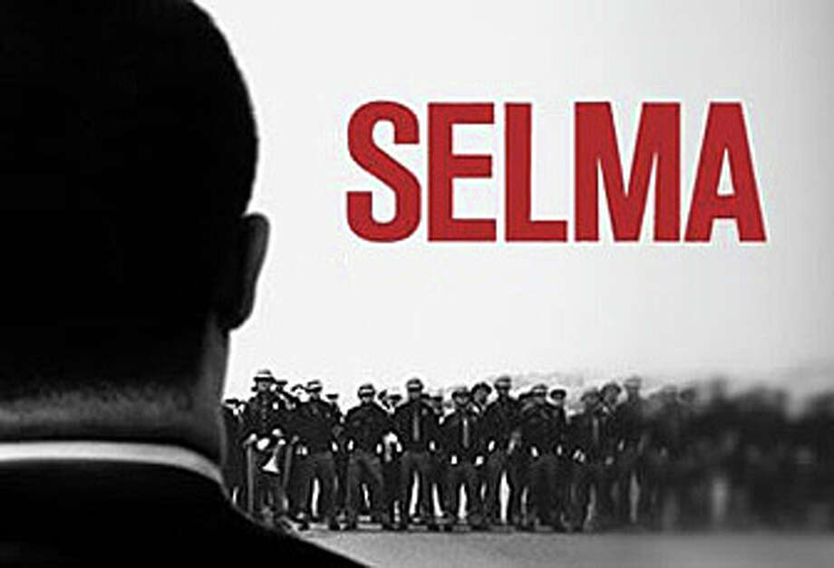 "The new movie ""Selma"" recounts the crucial civil-rights events of 1965 led by Martin Luther King, which created momentum for adoption of the Voting Rights Act. Photo: Contributed Photo / Westport News"