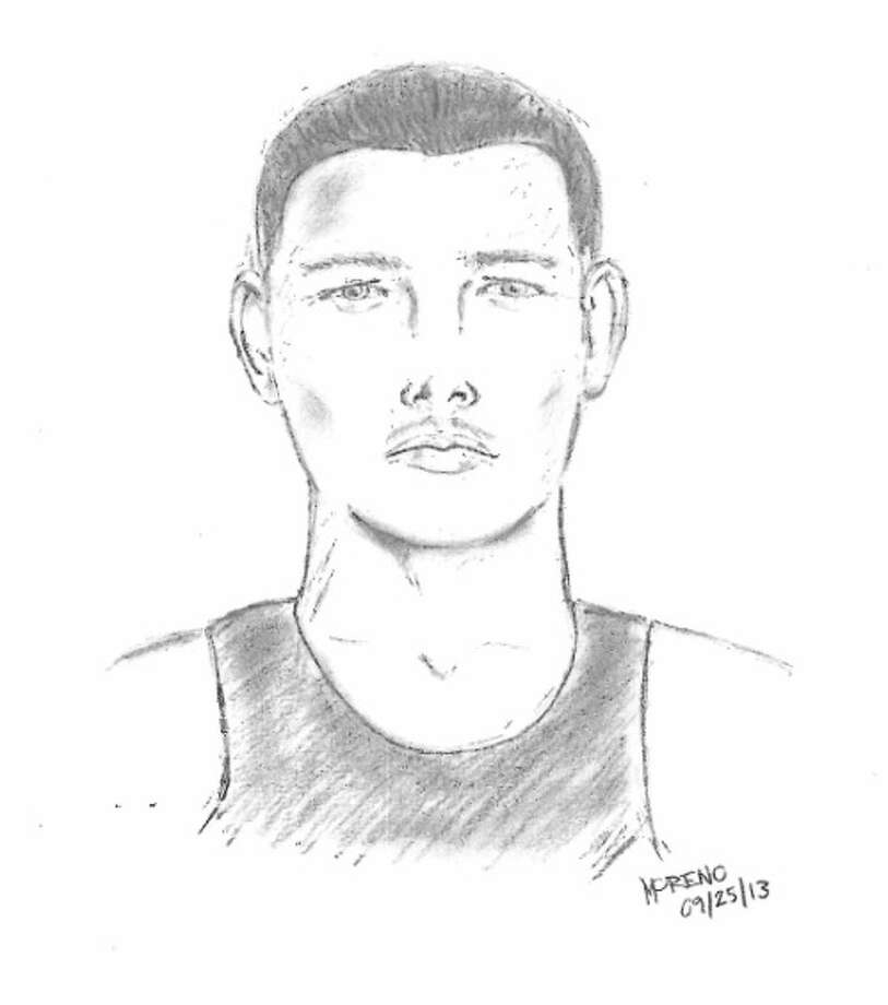 San Antonio police have released a sketch of a suspect they say killed a man during a 2013 robbery. Photo: San Antonio Police Department