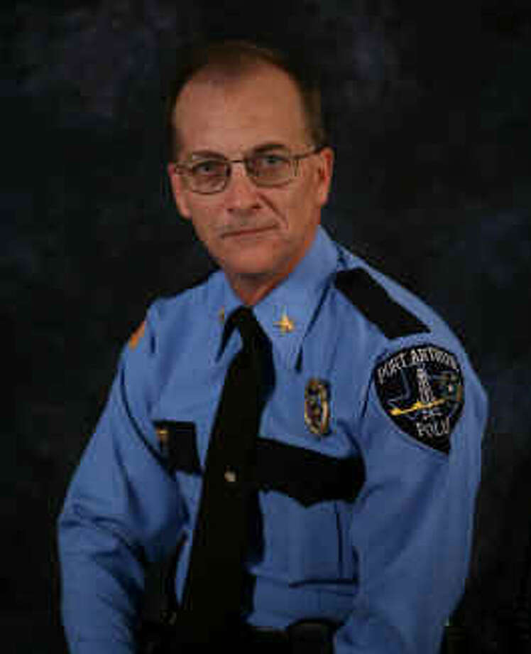 Port Arthur Police Department Chief Mark Blanton Photo: The Enterprise