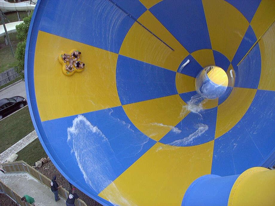 Rides at Six Flags Fiesta Texas - San Antonio Express-News