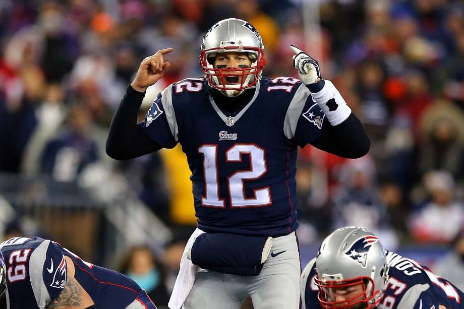 Indianapolis (13-5) plus 6 ½ at New England (13-4) Patriots 33-30 Photo: Elsa, Getty Images