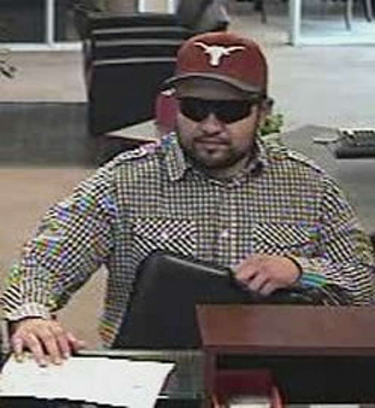 The FBI's Best & Worst Bandit Nicknames A serial Houston-area bank robber nicknamed the Texas Longhorn Bandit for the hat he wears is believed to have been involved in two robberies on Jan. 14, 2015.