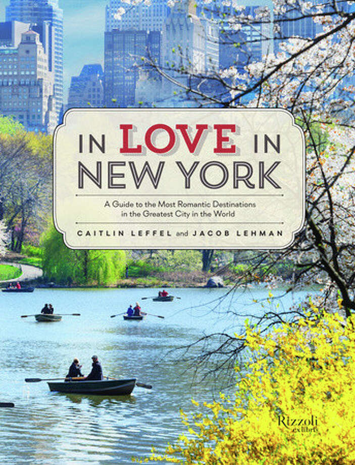 A new guidebook to New York suggests ways for longtime residents and visitors to rekindle their love affair with the city. Photo: Contributed Photo / Connecticut Post Contributed