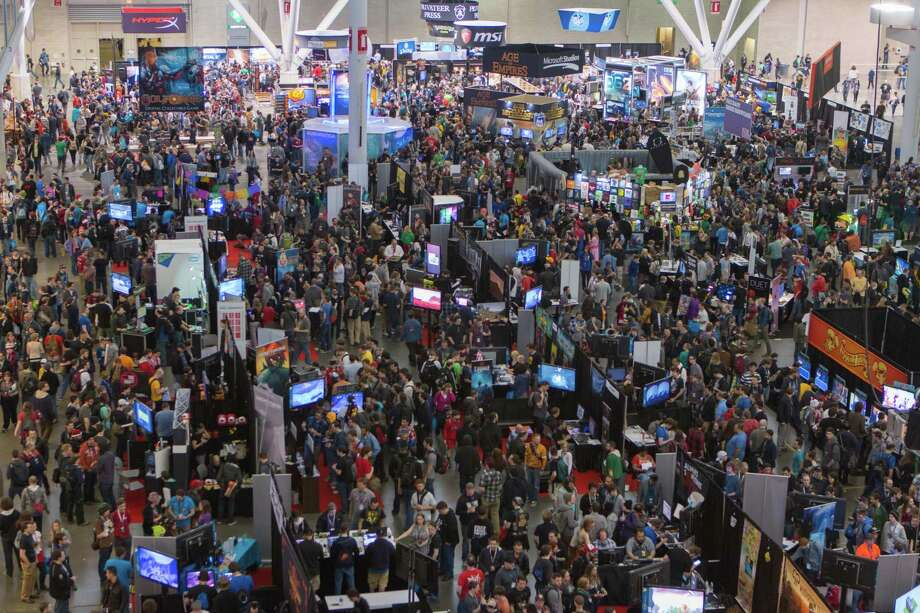 The PAX gaming festival expands in 2015 with the debut of PAX South in San Antonio. The event is Friday through Sunday in the Convention Center.  . Photo: Photos Courtesy Penny Arcade