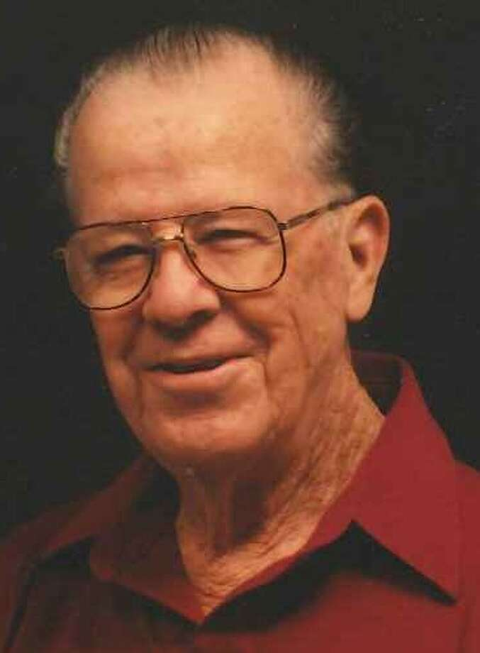 """obit photo for Leonard """"Pete"""" Vernon Frasier. who died Jan. 10, 2015, at the age of 95 Photo: Courtesy / Courtesy"""