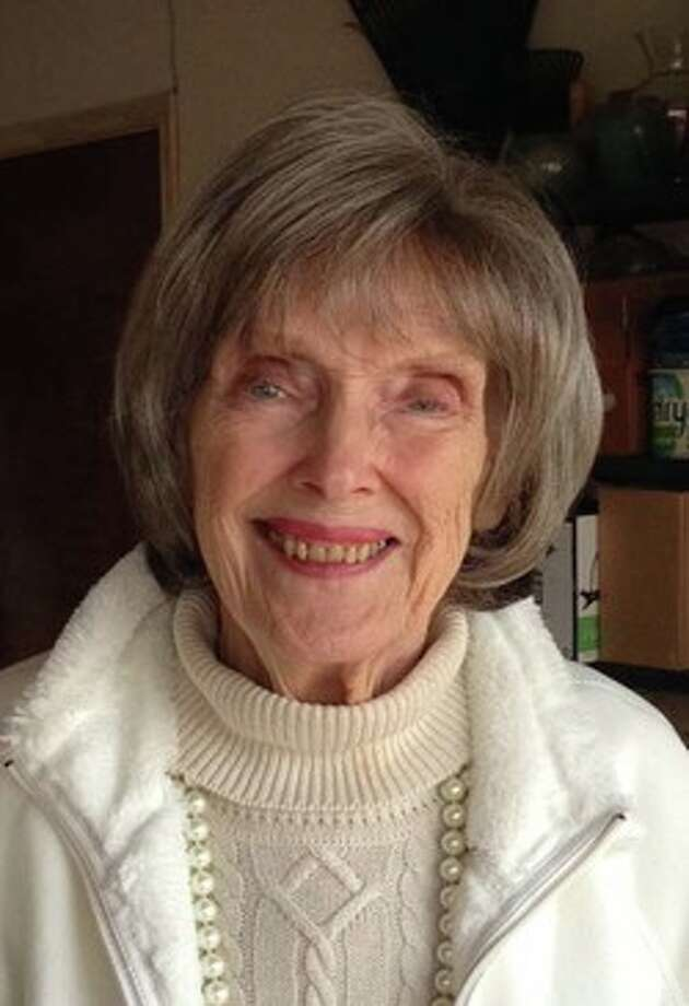 obit photo for Betty Dorothy Bullert Coghill, who died Jan. 9 at 90, in San Antonio, Texas Photo: Courtesy / Courtesy