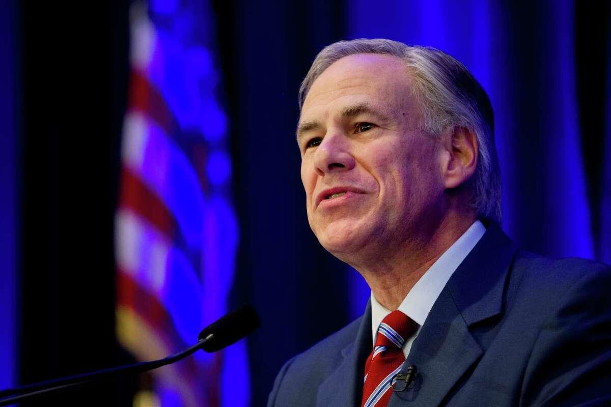 Texas Gov. Greg Abbott (AP Photo/Austin American-Statesman, Laura Skelding)