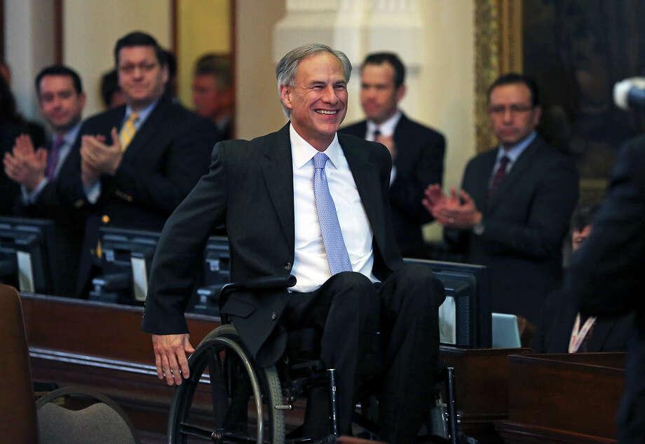 Gov.-elect Greg Abbott made imporvements in pre-K an key of his public education platform. Let's hope the Legislature adopts the same attitude. Photo: Tom Reel /San Antonio Express-News