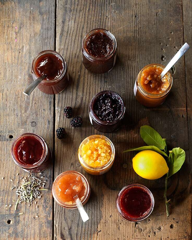 Clif Family Kitchen's preserves line includes Meyer lemon marmalade with a fine mix of bitter and sweet. / ONLINE_YES