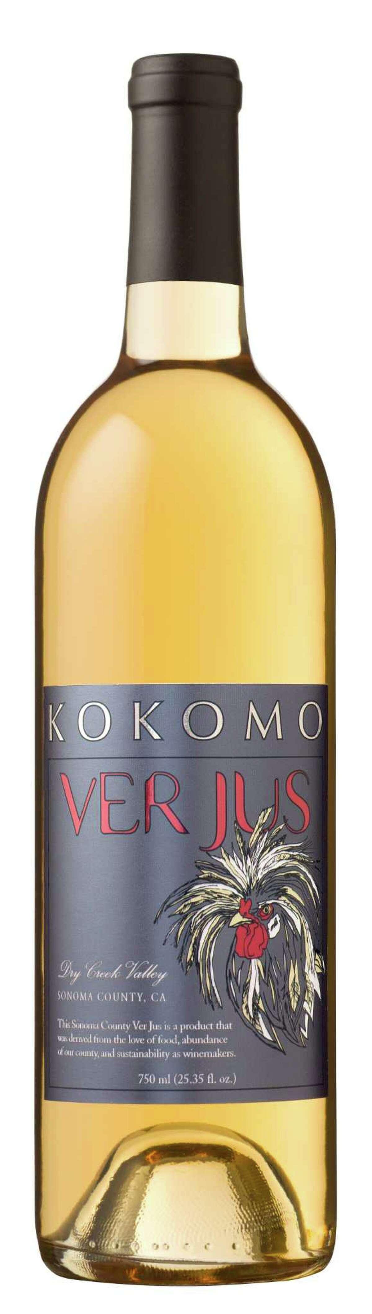 Kokomo Culinary's verjus.