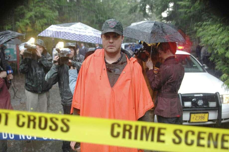 Rainn Wilson plays Detective Lt. Everett Backstrom, a friendless, obnoxious Portland cop with lots of bad habits but superior crime-solving abilities. Photo: Sergei Bachlakov / FOX / ONLINE_YES