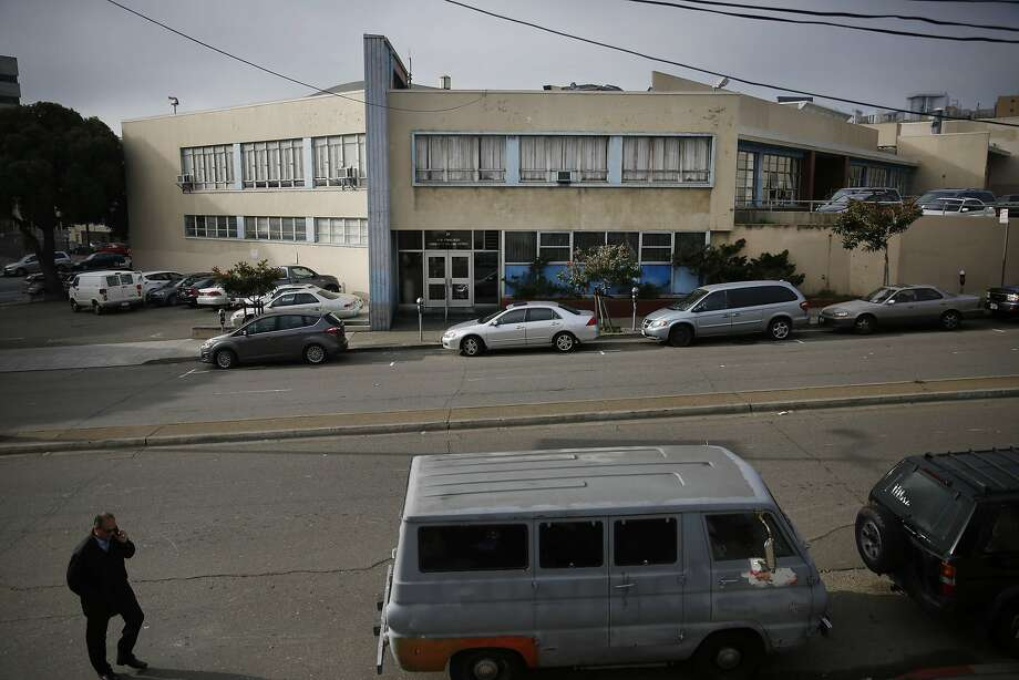 CCSF gets flak for Gough Street redevelopment plans - SFGate