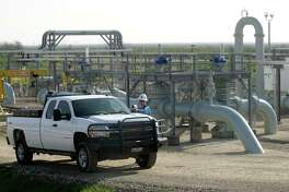 Energy Transfer operates about 71,000 miles of pipelines, including the Jones Creek facility shown here, and is best known for its heavy footprint throughout Texas and the Gulf Coast. Williams operates about 33,000 miles of pipelines and has a strong presence in the gas-hungry Northeast