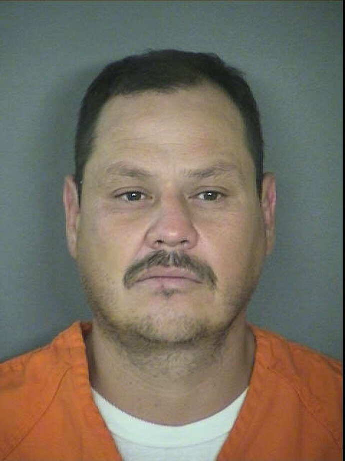 Frank Campos, 44, who policed identified as the suspect in a double slaying Friday morning, Jan. 16, in the 400 block of Linda Dr. Photo: San Antonio Police Department