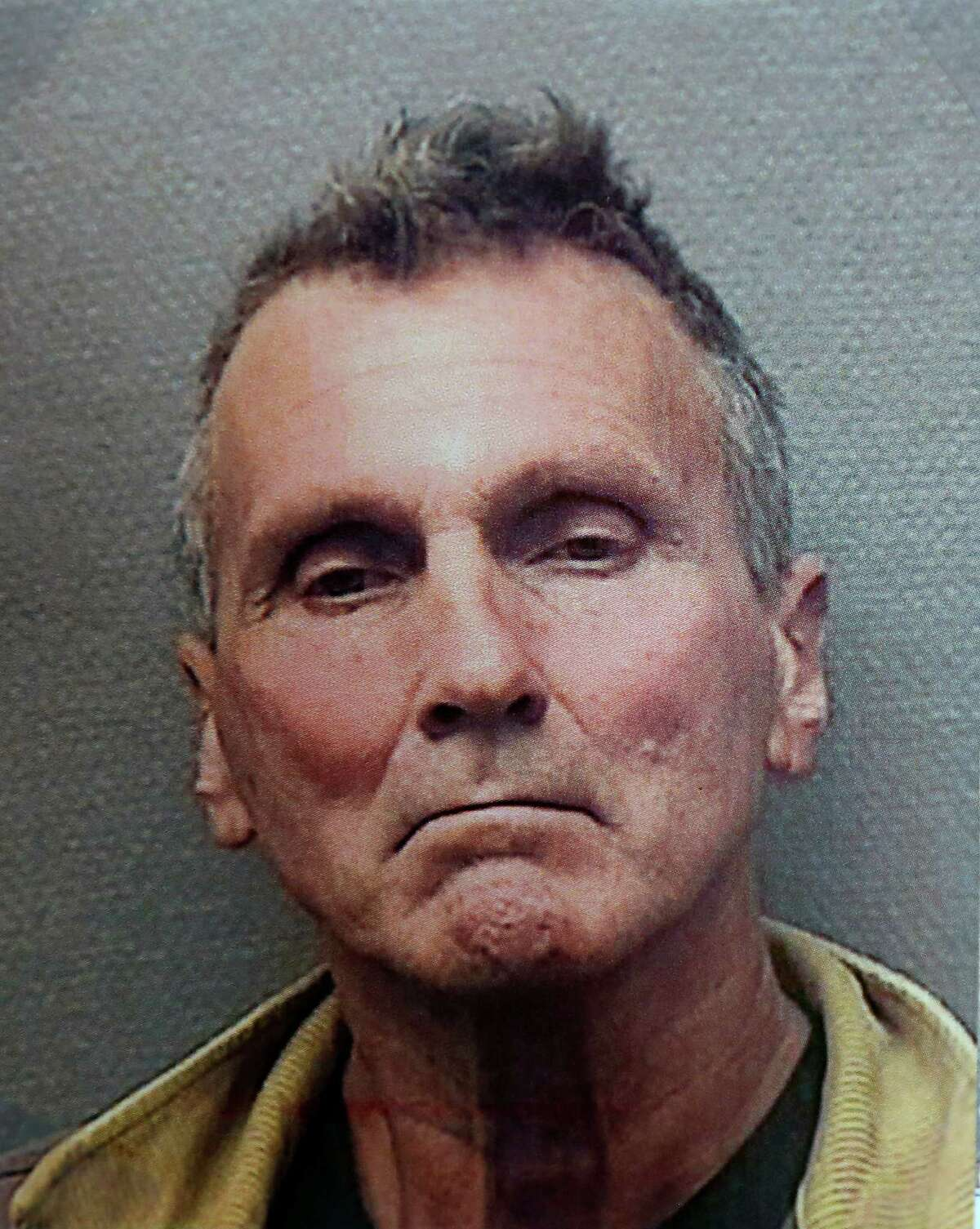 Edmond Beauregard Degan, 57, is charged with capital murder, Beauregard is accused in the 1984 deaths of Yleen Kennedy, 33, and Lillie Kennedy, 23, Friday, Jan. 16, 2015, in Houston. ( James Nielsen / Houston Chronicle )