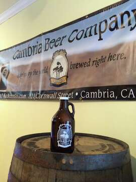The brewery formerly known as Cambria Beer Co. is searching for a new name after the Kendall-Jackson winery officials asserted trademark status over the name Cambria, the moniker of one of the winery's estates.