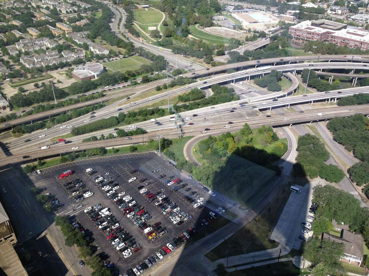 A $2.2 million project to reconfigure the entrance ramp from Allen Parkway to southbound Interstate 45 is among the ways officials are looking to spend nearly $279 million on area highways.