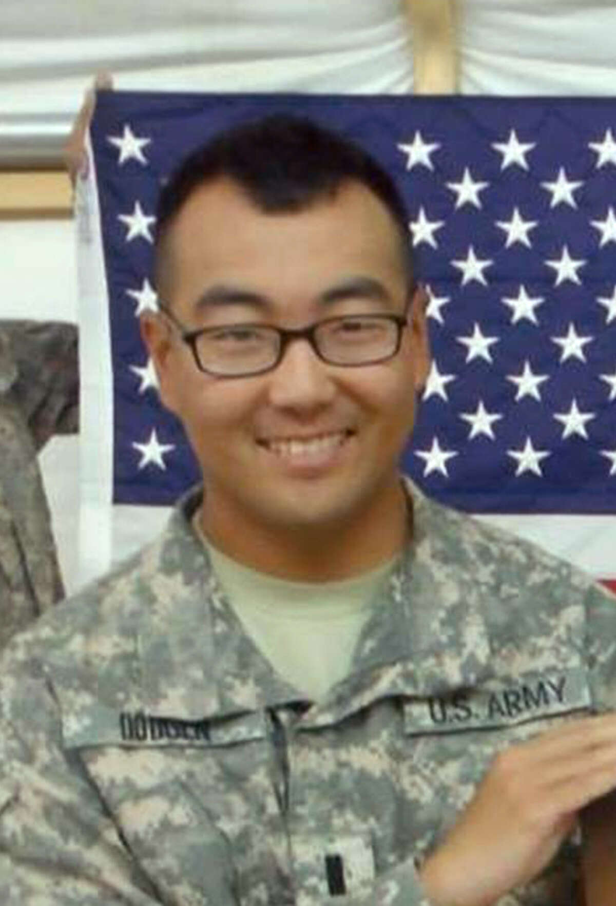 1st Lt. Brenton S. Dodgen died Oct. 14 from an apparent gunshot wound in his off-post residence in Killeen. Dodgen, 28, whose home of record is listed as Universal City, entered active-duty service in January 2011 as a signal officer. He was assigned to the 62nd Expeditionary Signal Battalion, 11th Signal Brigade, Fort Hood, since July 2014. Dodgen deployed in support of Operation Enduring Freedom from June 2011 to June 2012 and in support of Operation Spartan Shield from August 2013 to May 2014. Dodgen's awards and decorations include the Bronze Star Medal, National Defense Service Medal, Afghanistan Campaign Medal with campaign star, Global War on Terrorism Expeditionary Medal, Global War on Terrorism Service Medal, Army Service Ribbon and Overseas Service Ribbon.