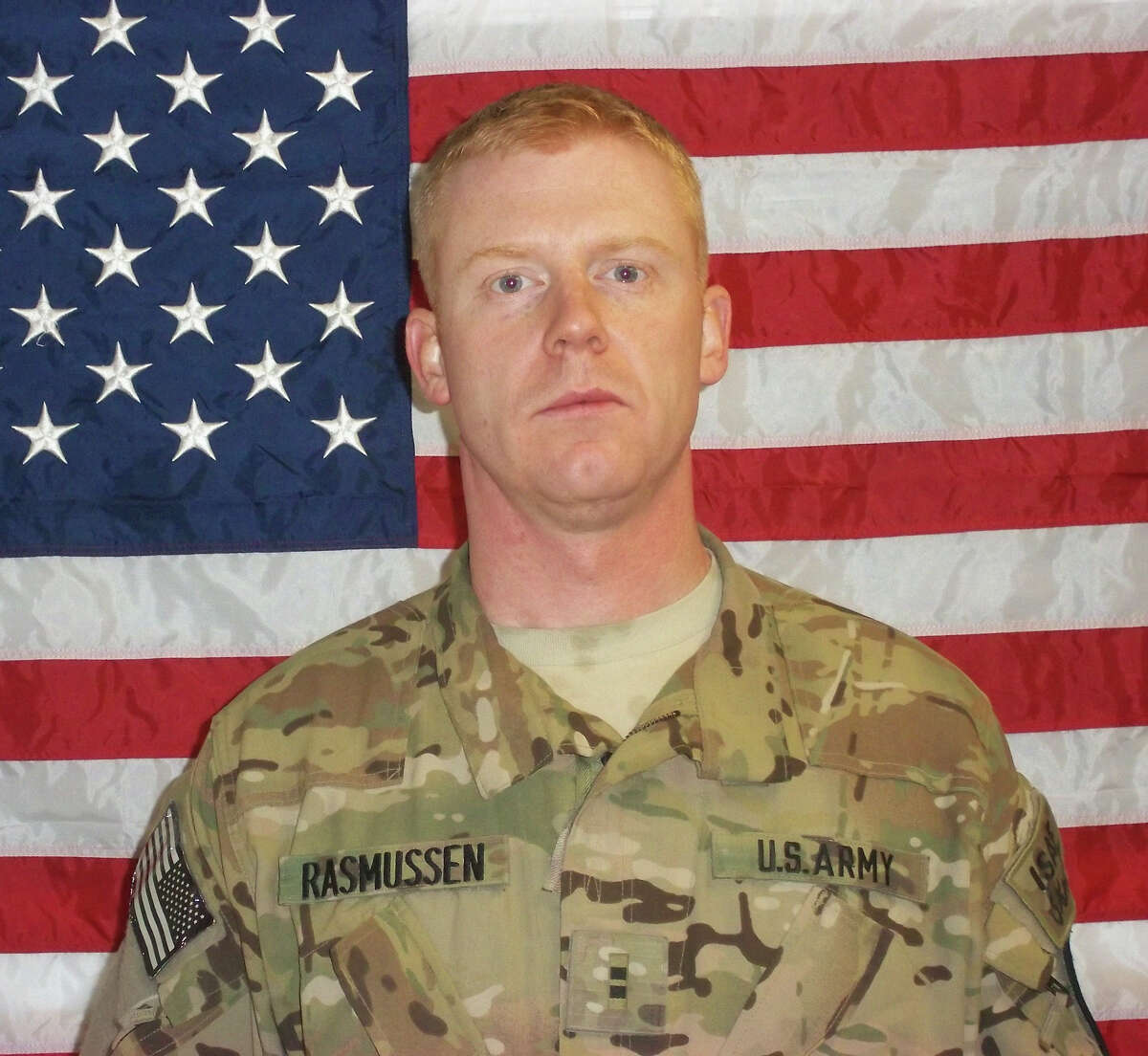 Chief Warrant Officer Deric Michael Rasmussen, 33, whose home of record is listed as Oceanside, California, died May 11 in Mazar E Sharif, Afghanistan, as the result of a noncombat incident. Rasmussen joined the military in January 2003 and was assigned to Company C, 1st Battalion, 227th Aviation Regiment, 1st Air Cavalry Brigade, Fort Hood since January 2013. Rasmussen deployed in support of Operation Iraqi Freedom from March 2007 to September 2007. He deployed in support of Operation Enduring Freedom in January 2014. His awards and decoration include two Joint Service Commendation Medals, Navy Commendation Medal, Joint Service Achievement Medal, two Army Achievement Medals, two Marine Corps Good Conduct Medals, National Defense Service Medal, Afghanistan Campaign Medal with campaign star, Iraqi Campaign Medal with campaign star, Global War on Terrorism Expeditionary Medal, Global War on Terrorism Service Medal, Navy Sea Service Deployment Medal, Army Service Ribbon, Army Aviator Badge.