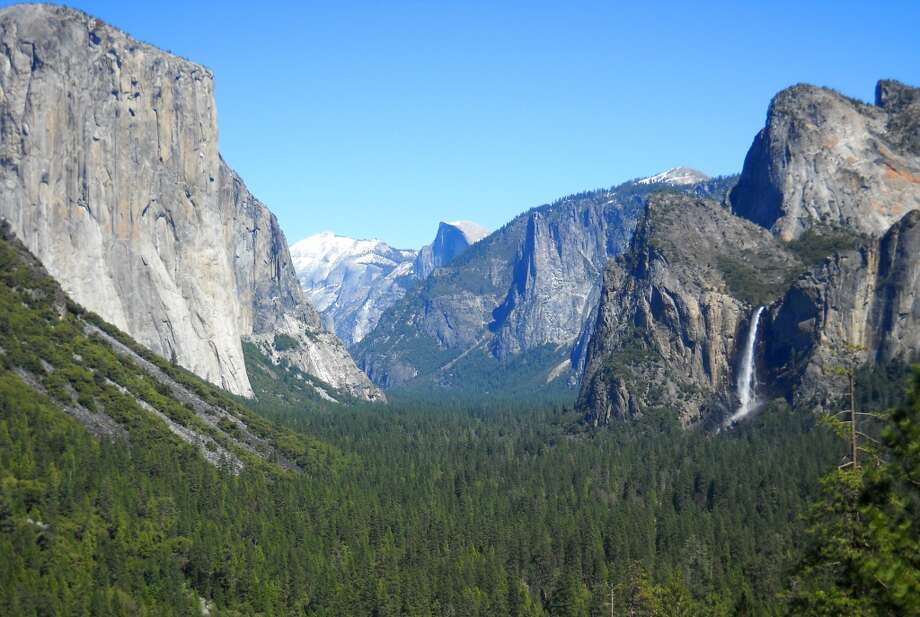 Visiting California's remarkable National Park sites