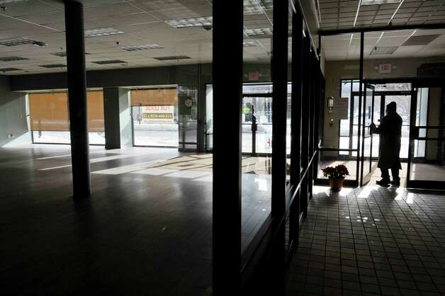 An empty commercial space inside a building at 85 Main St. in the downtown district on Wednesday, Jan. 14, 2015, in North Adams, Mass.  (Paul Buckowski / Times Union) Photo: Paul Buckowski / 00030194A