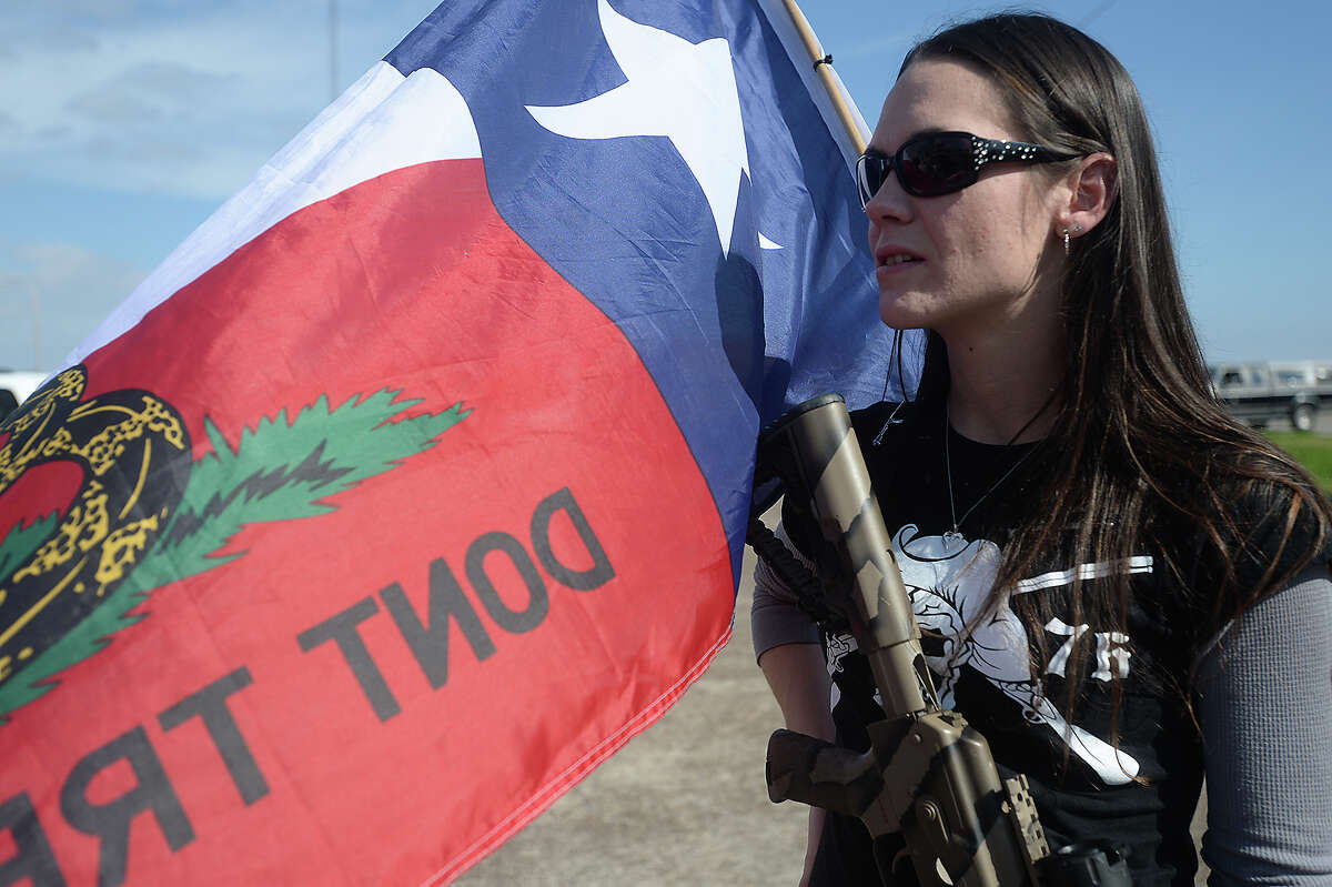 After months of anticipation, open carry laws took effect across the state on Jan. 1. READ THE STORY: Could open carry change habits of SETX gun owners?