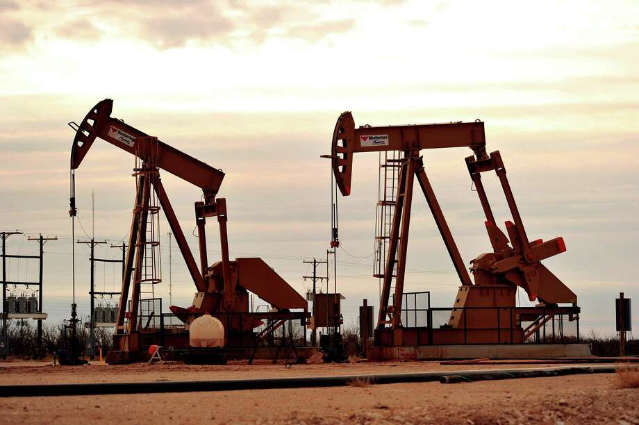 Oil helps turn the economy of Big Lake, so a drop in the price of crude leaves the town's future in flux. Photo: Kimberley Meyer / San Angelo Standard-Times
