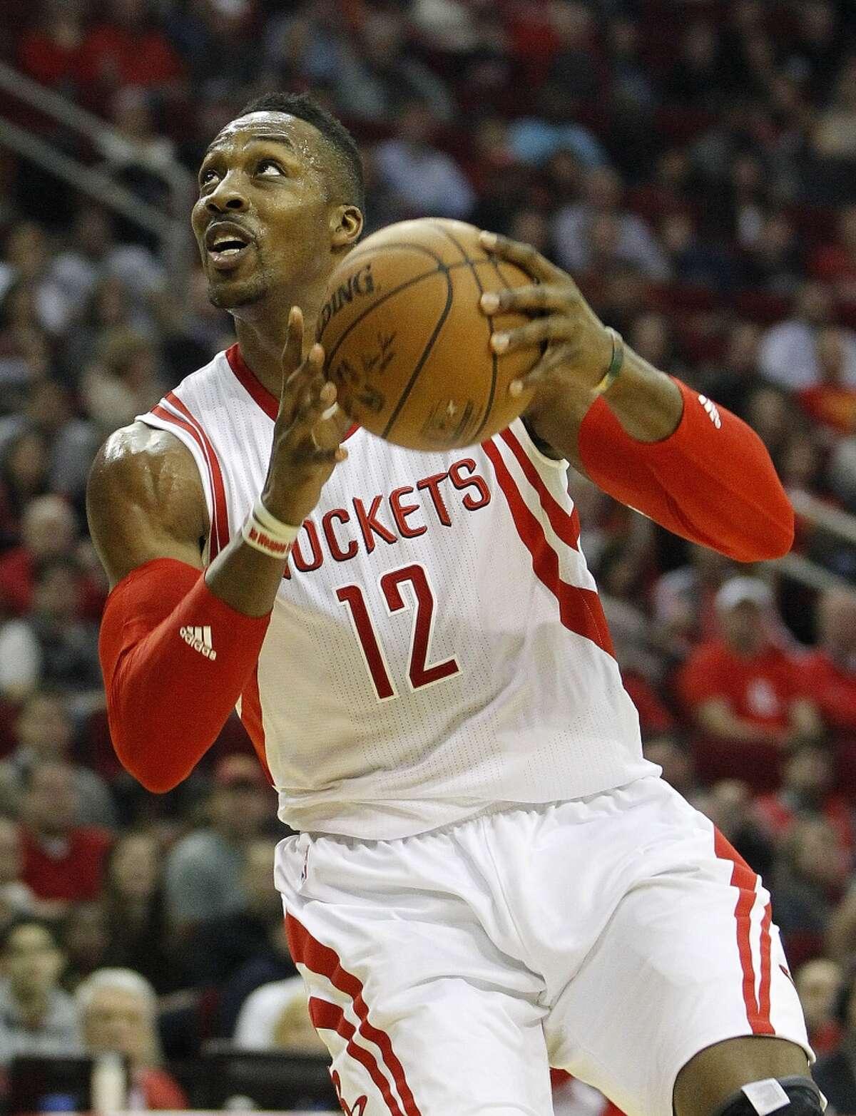 29. Dwight Howard Basketball U.S. Total: $25.5 million Salary/winnings: $20.5 million Endorsements: $5 million