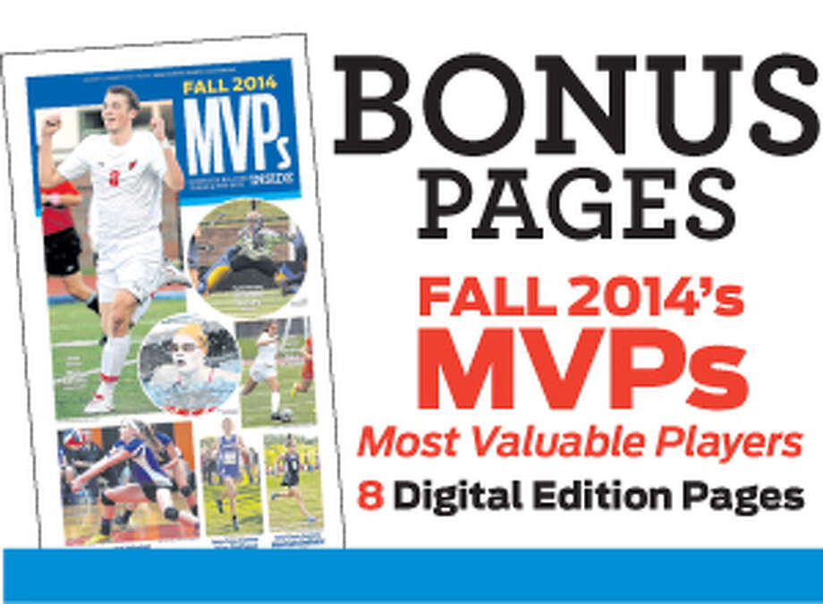 E-Edition digital bonus pages print promo fall 2014 sports MVPs Photo: Contributed Photo / Connecticut Post Contributed