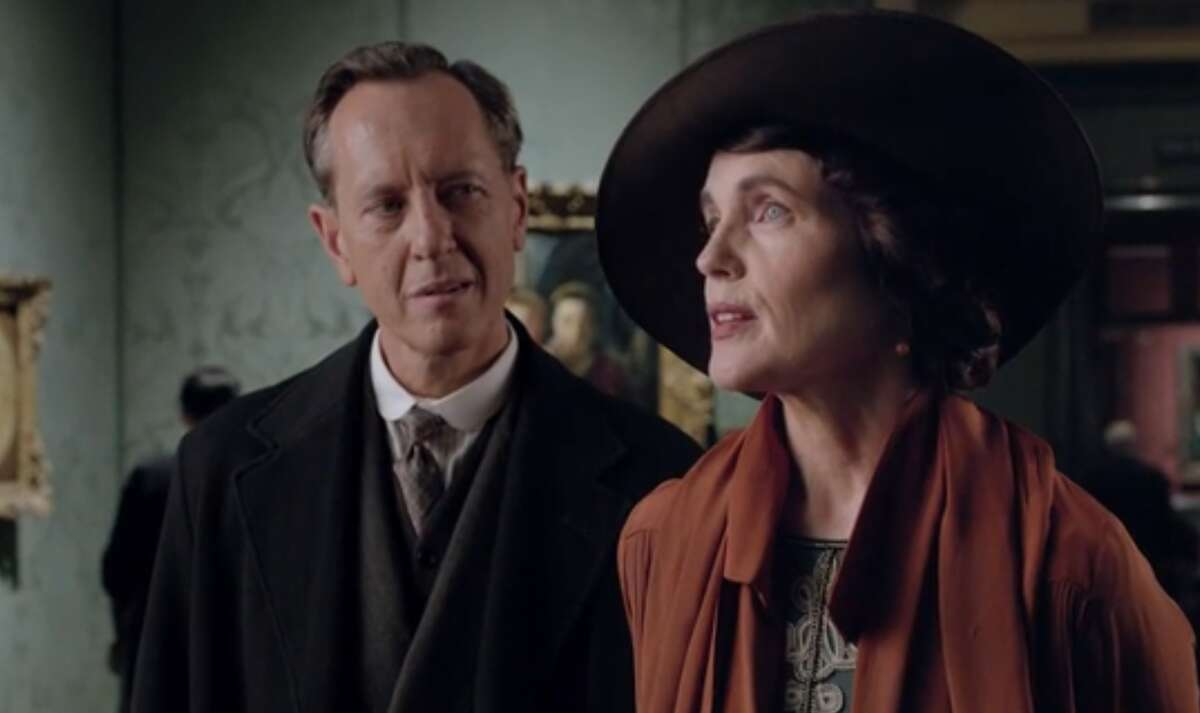 Lady Cora: A mild flirtation between the Countess of Grantham (Elizabeth McGovern) and Mr. Bricker came to a head, but it did give Robert perspective into appreciating his wife. Now things are looking pretty good for the countess.