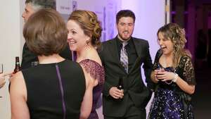 Were you Seen at the second annual Purple Tie Affair, a benefit for The Leukemia & Lymphoma Society and Nick's Fight To Be Healed Foundation For Pediatric Cancer, held at the National Museum of Dance in Saratoga Springs on Saturday, Jan. 17, 2015?