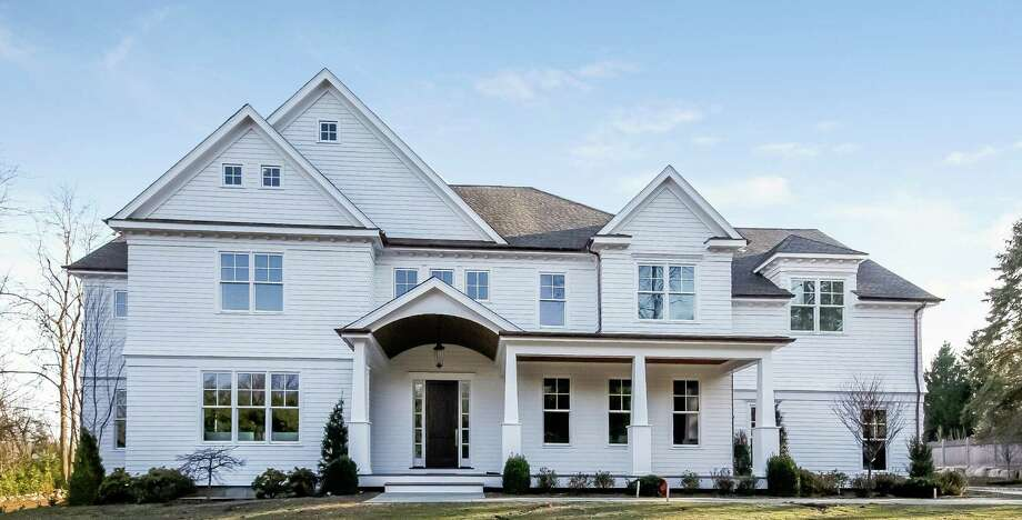 The property at 6 Winker Lane is on the market for $2,945,000. Photo: Contributed Photo / Westport News