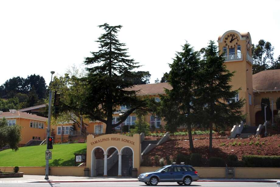 A teacher at Tamalpais High in Mill Valley, Calif., alleges she was sexually harassed by male students. Photo: Keri Spiller, Sf. BlockShopper.com