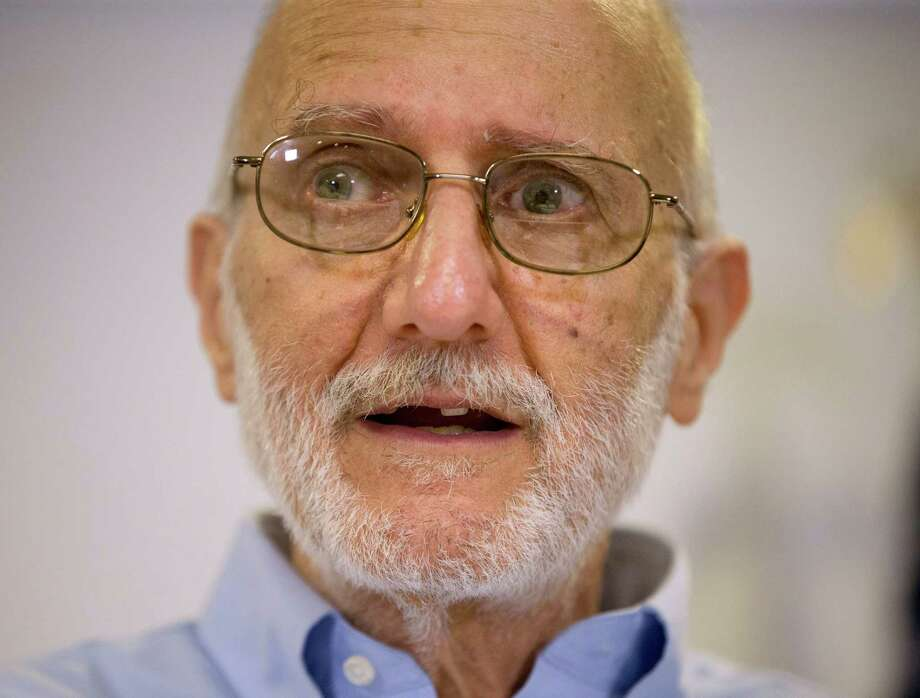 Alan Gross speaks during a news conference last month after being released from a Cuban prison. Photo: Pablo Martinez Monsivais / Associated Press / AP