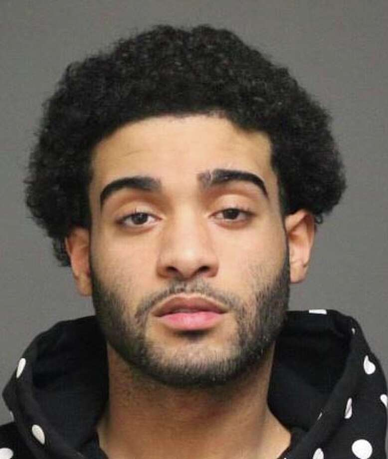 Randy Torres, 21, of Bridgeport, was arrested and charged with threatening a woman he dated. Photo: Contributed Photo /  Fairfield Citizen contributed