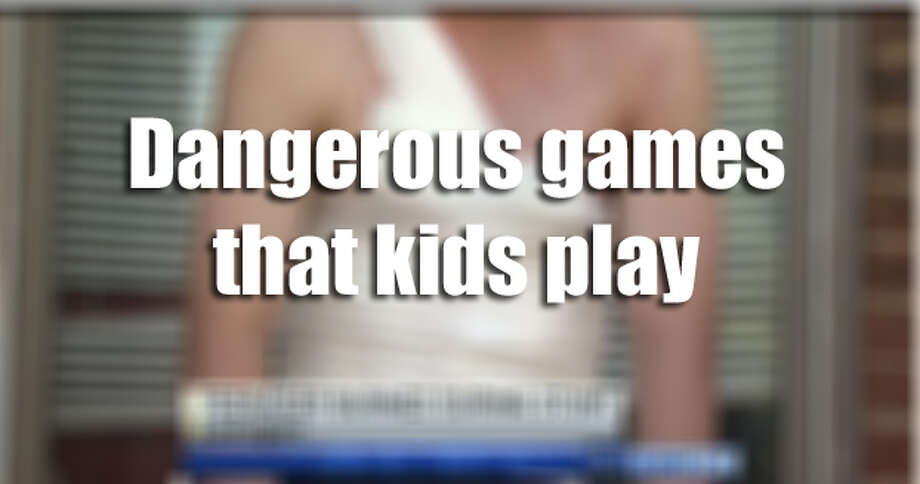 See what dangerous games the kids have found on the internet now ... Photo: Houston Chronicle