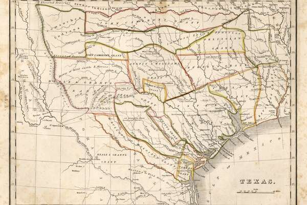 Show A Map Of Texas.25 Awesome Maps That Help Explain Texas Houstonchronicle Com