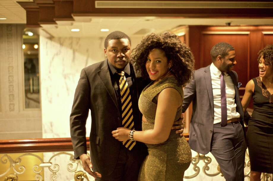 Were you Seen at the Beta Pi Lambda Chapter of the Alpha Phi Alpha Fraternity's annual 2015 Black & Gold Gala to benefit the George Biddle Kelley Educational Foundation held at the Peter D. Kiernan Plaza in Albany on Saturday , Jan. 17, 2015? Photo: Www.lifejourneyscaptured.com By Arlando Richard