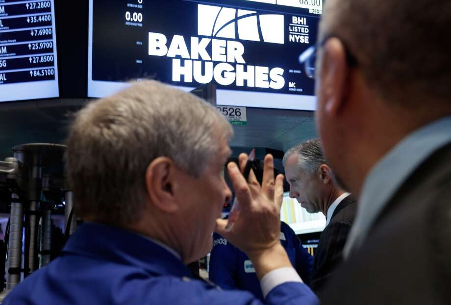 Baker Hughes beat Wall St. expectationsThe oil field services giant reported profits of $663 million, or $1.52 per share. That's $415 million more than the company made the same time last year. Photo: Richard Drew, Associated Press