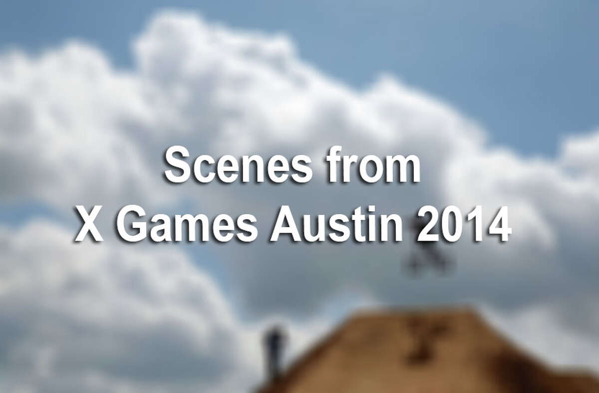 The summer 2014 X Games took over Texas' capitol. The June 5-8, 2014, event is chock full of death-defying scenes.