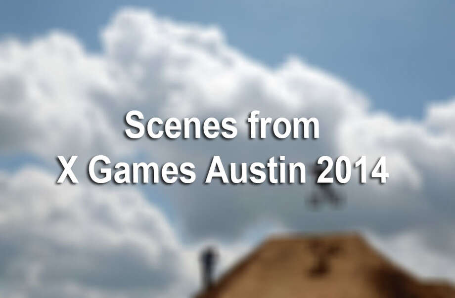 The summer 2014 X Games took over Texas' capitol. The June 5-8, 2014, event is chock full of death-defying scenes. Photo: Ezra Shaw, File / 2014 Getty Images
