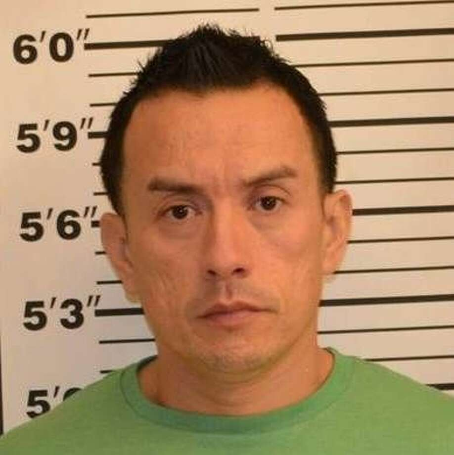 Guillermo Arriaga, a 38-year-old boy's basketball coach at Donna High School and physical education teacher at Caceres Elementary School, has been charged with improper relationship between an educator and student. Photo: Donna Police Department