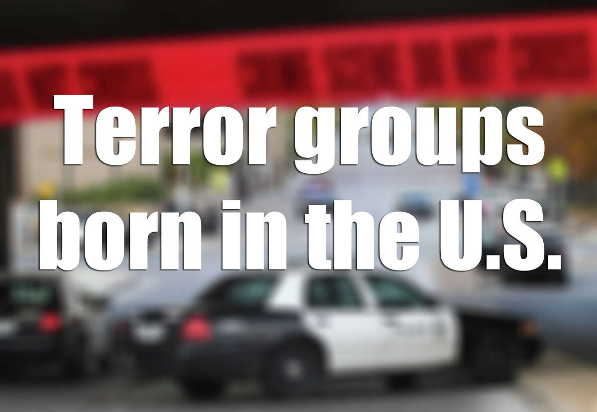 Terrorism and militia fighters aren't exclusive to foreign countries. Our nation has a long history with extremists born on our own soil. See the homegrown terror groups on the FBI's radar ...