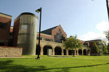 The campus of the Lone Star College System's Kingwood college. The system is the fastest-growing large community college in Texas.