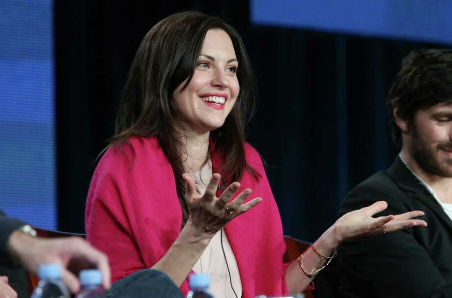 "Jill Flint's character will be speaking Spanish on the second season of NBC's ""The Night Shift."" Photo: Frederick M. Brown /Getty Images / 2015 Getty Images"
