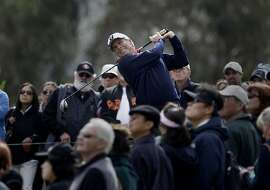 Fred Couples attracted a crowd while winning the 2013 Schwab Cup Championship at Harding Park.